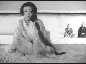 Machiko Kyo, Rashomon